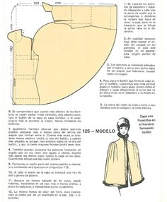 bias cape // This looks like a few adjustments would make it a great bed jacket.Wish I could read this - beautiful cape designCape with gathered shoulders This thing is just cra cra.Cape pattern (in Russian? Costume Patterns, Coat Patterns, Vintage Sewing Patterns, Clothing Patterns, Cape Sewing Pattern, Vogue Patterns, Sewing Tutorials, Sewing Hacks, Sewing Crafts