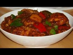 Chicken Capsicum Curry - South Indian