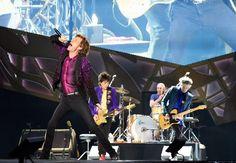 Rolling Stones zip tour