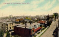 west_sixth_street_looking_eastRacine, WI