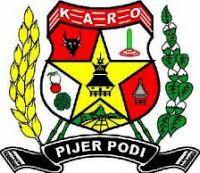 HUT Kab Karo, Lambang Karo, Kabupaten Karo