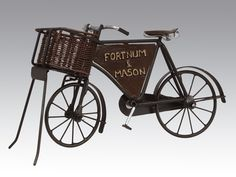 Shop Delivery Bicycle.