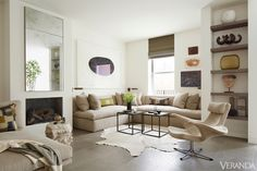 Modern Boston Apartment - Richard Hallberg Design - Veranda