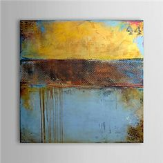 Oil Paintings - Abstract Paintings - Hand Painted Oil Painting Abstract 1304-AB0469