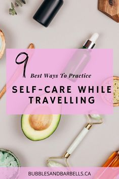 9 Ways To Execute Self-Care While Travelling Wellness Tips, Health And Wellness, Health Tips, Travel Advice, Travel Tips, Travel Guides, Special Needs Mom, Good Mental Health, Healthy Habits