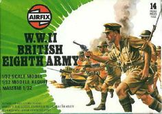 Got this along with the Afrika Korps.