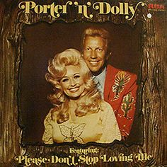 Porter Wagoner And Dolly Parton - Porter 'n' Dolly (Vinyl, LP, Album) at Discogs
