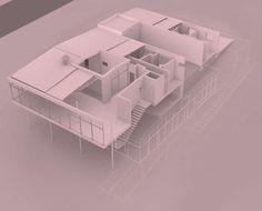 Lina Bo Bardi: Em busca de uma arquitetura pobre :: aU - Arquitetura e Urbanismo Container, Model, House, Inspiration, Art, House Of Glass, Brazil, Houses, Glass