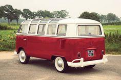 Volkswagen Micro Bus 21 Window Deluxe  Type 2