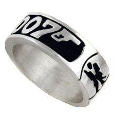 James Bond ring