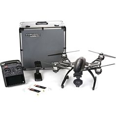 Yuneec Typhoon Quadcopter Drone Gimbal Camera Steady Grip Deluxe Case with 2 Batteries and Card *** You can get additional details at the image link-affiliate link. Drones, Drone Quadcopter, Monitor, Phantom Drone, Dji Phantom, Drone For Sale, 4k Uhd, Drone Photography, Hd 1080p