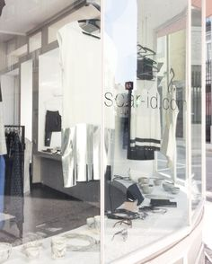 scar-id store . porto design store . independent desig . cool store . storefront .