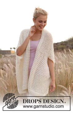 Hand knit White 50 % COTTON BOLERO  Wool SWEATER  by PUREWHITEDECO