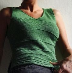 Ravelry: Gradient Top pattern by von Hinterm Stein