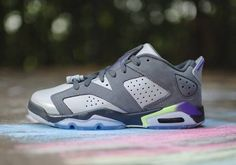 The Nike Air Jordan 6 Low Ultraviolet is available now.  http://ift.tt/1PIprxV