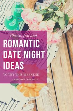 No matter how long you've been together as a couple, dating is still an important part of keeping a relationship together. The great part? It doesn't have to be expensive to do date night either. Here are several cheap, fun and romantic date night ideas you will want to try today.