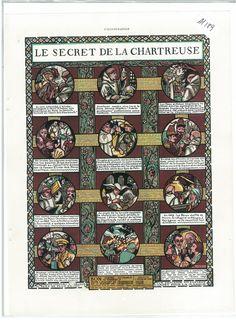 le secret de la chartreuse 1