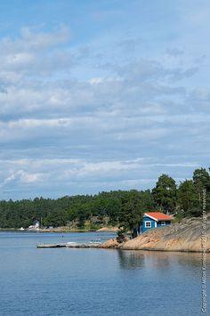 Västervik archipelago, Småland   Flickr - Photo Sharing!