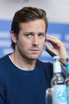Armie Hammer - 67th Berlin International Film Festival (Berlinale) - 'Final Portrait' - Press Conference Where: Berlin, Germany When: 11 Feb 2017