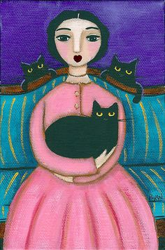 Anna's Black Cats, Ryan Conners