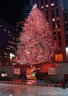 Rockefeller Center, Christmas Time