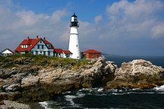 Cape Elizabeth Maine | Portland Headlight, Cape Elizabeth, Maine | Equipped for Life: David ...