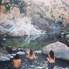 hot springs soaks