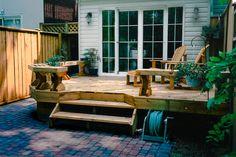 Exterior, Patio, Outdoor Decor, Design, Home Decor, Homemade Home Decor, Yard, Terrace, Outdoor Spaces