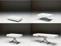 The Oh So Fabulous #Ozzio range of furniture brought to you by #Eurocasa. Furniture that moves to fit your space.