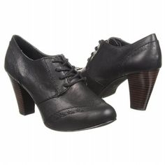 Women's Fossil Tamiko Oxford Black Leather Shoes.com another kiddo look 4 idea $98