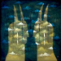 Coalescing of Myth Keepers ~ Andy Kehoe