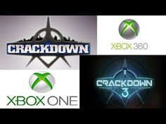 Crackdown X360 vs Crackdown 3 Xbox One Gameplay Comparison