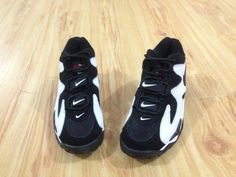 Air Diamond White& Black Men Shoes