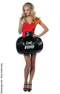 Shes The Bomb Adult Costume