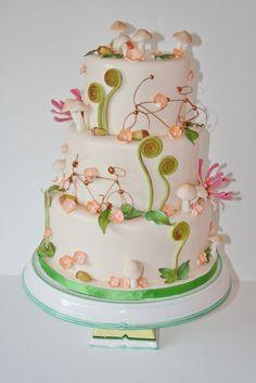 Unique Wedding Cakes @ Sweet Grace, Cake DesignsSweet Grace, Cake ...