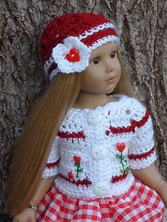 Handmade-Valentine-Garden-Outfit-Clothes-for-Kidz-n-Cats-18-034-Doll