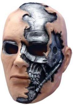 robot makeup ideas - Google Search
