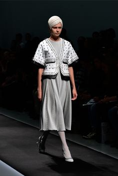Spring 2015 Ready-to-Wear - Anrealage