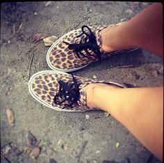 Vnas Authentic Leopard