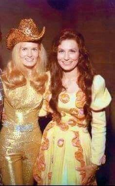 Lynn and Loretta!!