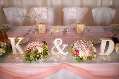 inicjały na stół weselny - Szukaj w Google