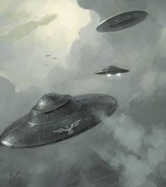German UFO's