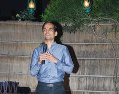 Introductory speech of Mr. Manish Jain (Direcor) about company's performance, progress and vision for the future.