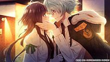 Collar x Malice – Takeru Sasazuka CG + Walkthrough – 0622 Manga Couple, Couple Cartoon, Couple Art, Korean Anime, Bishounen, Cg Art, Diabolik Lovers, Romantic Couples, Love Pictures