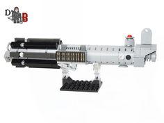 Star Wars Anakin/Luke/Rey TFA custom Graflex Lightsaber made using LEGO parts by Demonhunterbricks on Etsy https://www.etsy.com/listing/266840939/star-wars-anakinlukerey-tfa-custom
