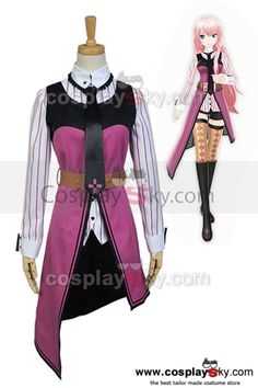 Vocaloid-Project-DIVA-F-2nd-LUKA-Cosplay-Costume-8 $69