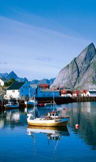 The Beauty of the Lofoten Islands