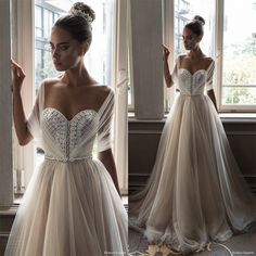 I found some amazing stuff, open it to learn more! Don't wait:https://m.dhgate.com/product/illusion-half-sleeves-sweetheart-beaded-bodice/399432474.html