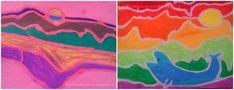 Ted Harrison Inspired Art Project - CrayolaTeachers.ca