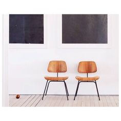 Beautifully simple #eames #plywood #thingswelove